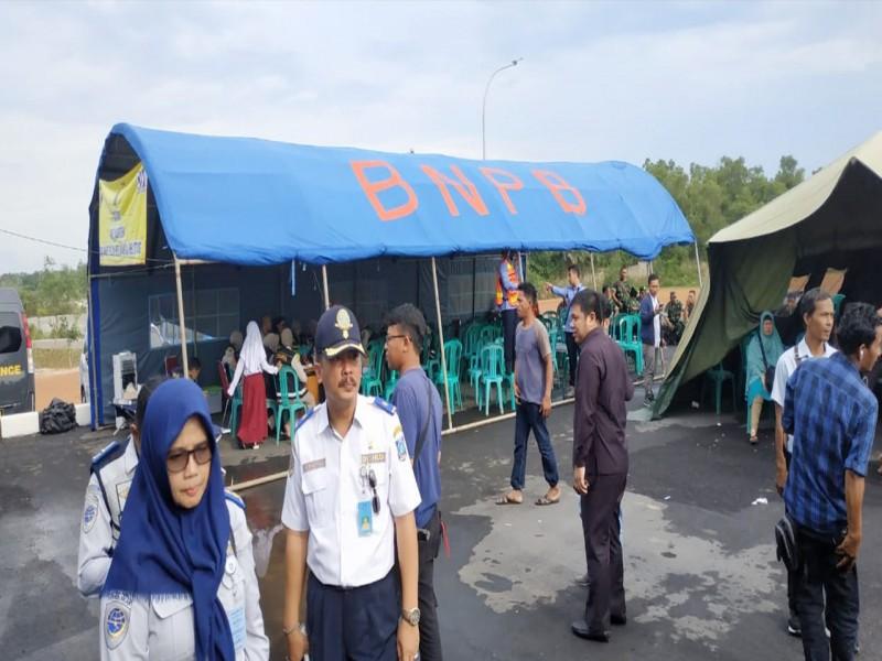 Breaking News - Walikota Pangkalpinang Terpilih Ucapkan Turut Berduka Cita, Molen Minta Keluarga Penumpang Lion Air Bersabar