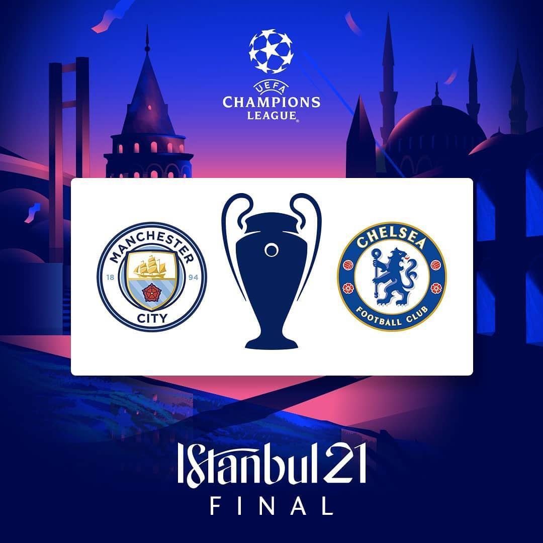 Bukan MU Apalagi Liverpool, Ini Dua Klub Liga Inggris yang akan Bertarung di Final UCL