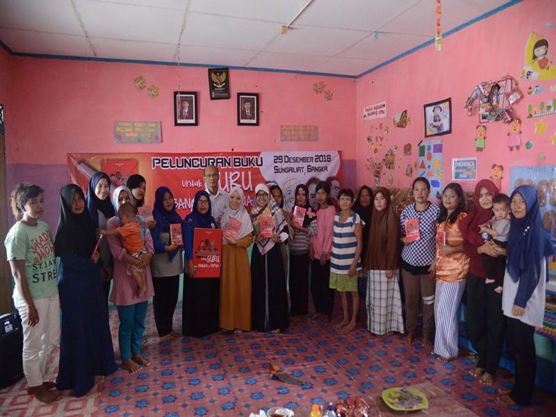 """Buku """"Untuk Guru dari Bangka ke Papua"""" Diluncurkan, Isinya Penting Untuk Para Guru"""