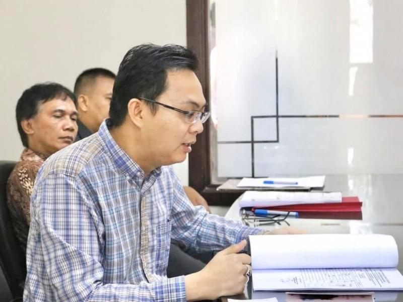 Bupati Bangka Barat Masuk Facebook KASN, Markus Klarifikasi Copot Beberapa Pejabat Babar