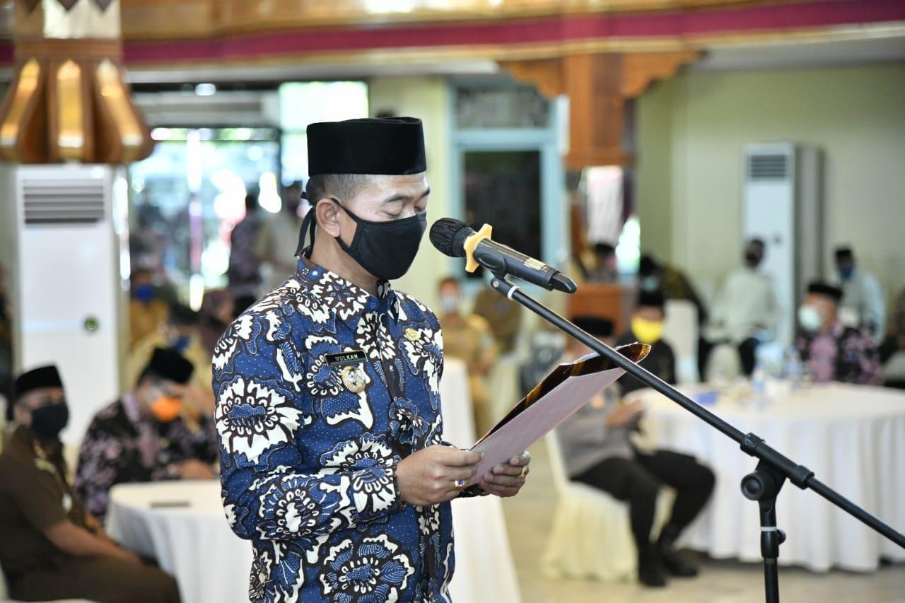 Bupati Bangka Buka MTQ IX Kabupaten Bangka, Mulkan: Alhamdulillah Lancar!