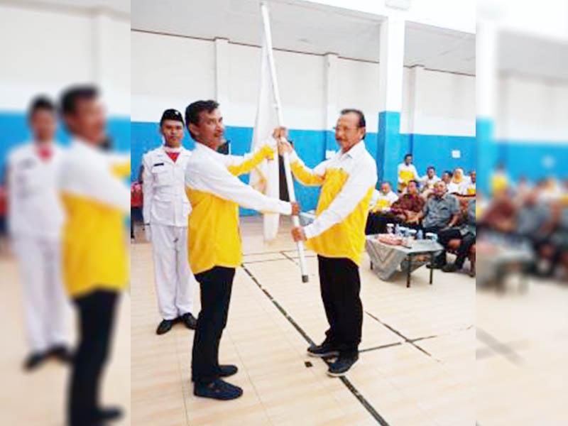 Bupati Parhan Ali Minta KONI Bangka Barat Mampu Lahirkan Atlet Berprestasi
