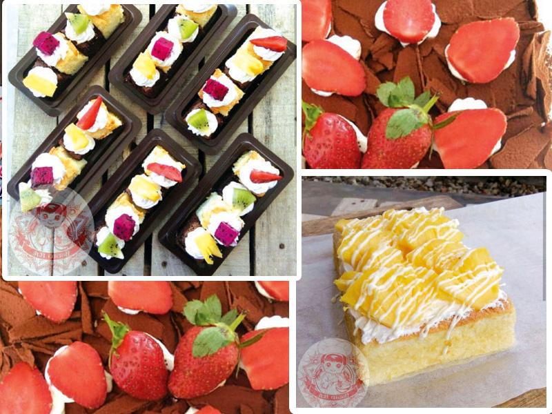 Cake Ala Chandni Choc