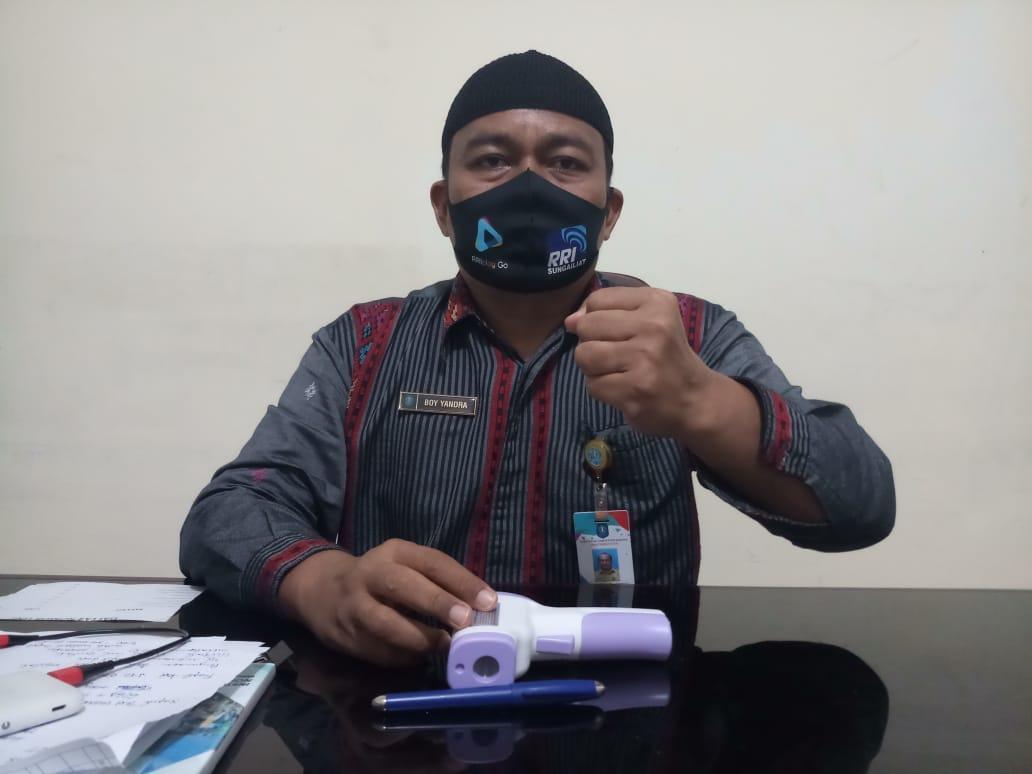 Capai 2,1 Persen per Seribu Penduduk, Kabupaten Bangka Telah Melakukan Swab Melebihi Target WHO