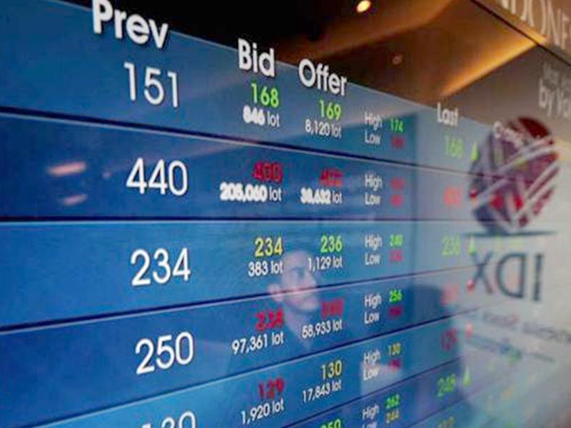 Cegah Penyebaran Covid-19, Jam Perdagangan di Bursa Efek Berubah