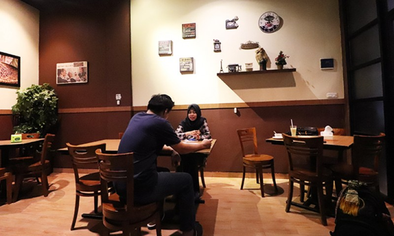 Cofee Shop Kopi Tan Bahan Baku Kopi Produksi Sendiri