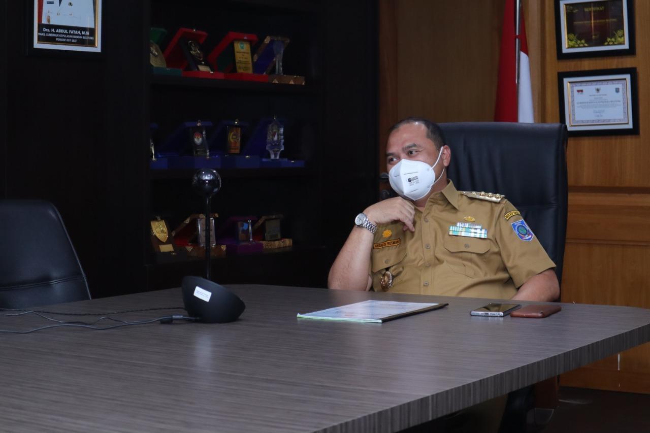 Dahlan Iskan Terkesan, Gubernur Erzaldi Akan Kembangkan Durian Sebagai Komoditi Ekspor Babel