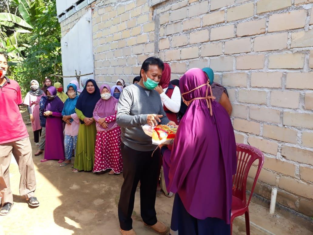 Dampingi Didit Srigusjaya di Pilkada Bateng, H. Korari : Insya Allah Saya Siap