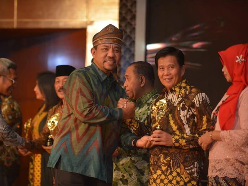 Danau Kaolin Juara 3 Destinasi Unik Terpopuler Se Indonesia