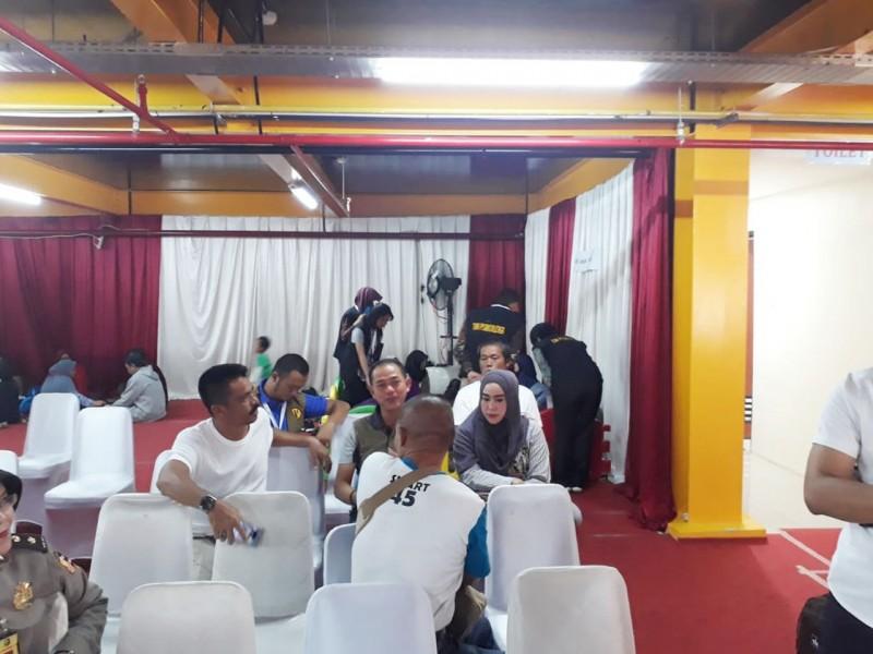 Datangi RS Polri, Mulkan Berikan Dukungan Moril kepada Keluarga Korban Lion Air JT 610