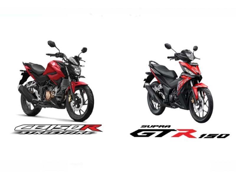 Daya Motor Sungailiat Gelar Pesta Diskon Honda CB 150R dan Supra GTR