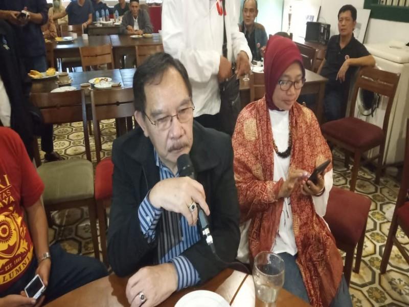 Debat Capres Kedua, Antasari Azhar : Jokowi 8, Prabowo 5
