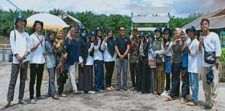 Desa Delas Punya Objek Wisata Pemandian Pak Ramli, Ini Yang Dilkakukan Mahasiswa KKN UBB