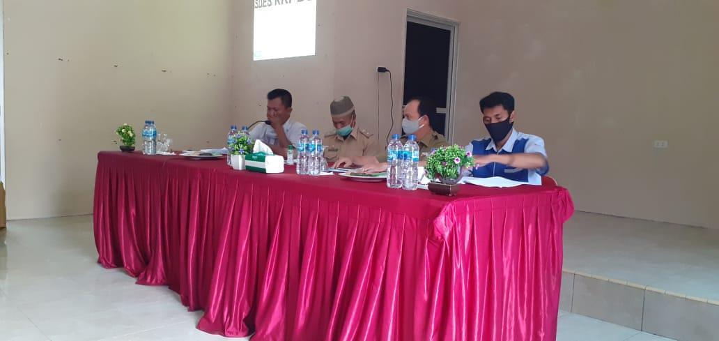 Desa Di Babar Mulai Penyusunan RKPDes, Dato Sardi Minta PemdesAnggarkan Pencegahan Stunting