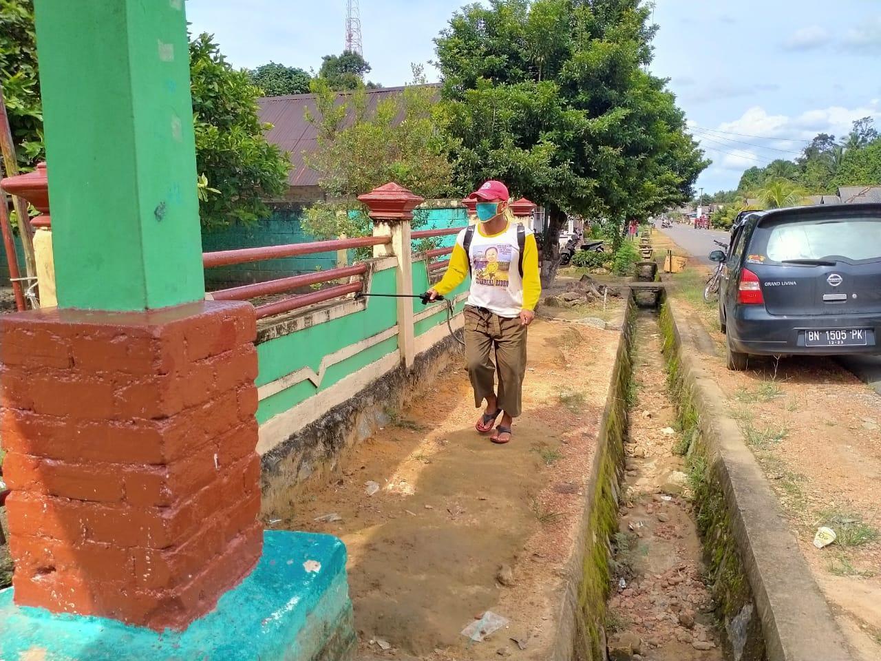 Desa Saing Serius Lawan Penyebaran Covid-19