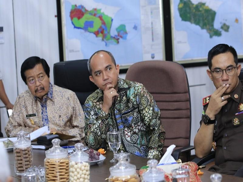 Di Rakor Kepala Daerah, Molen Dukung Pembangunan Pelabuhan Baru