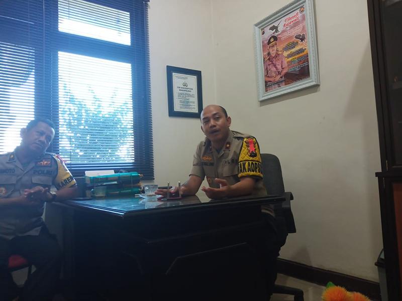 Dinilai Tidak Profesional Tangani Kasus Narkoba, Kapolsek Simpang Rimba Dicopot