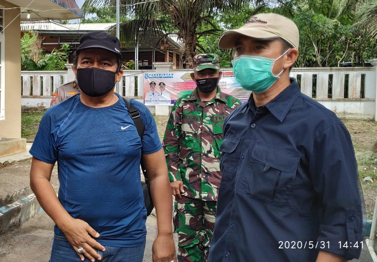Dir SDM PT. Timah : Kami Akan Lebih Proaktif Koordinasi Dengan Tim GTPP Covid-19 Provinsi dan Kabupaten Bangka