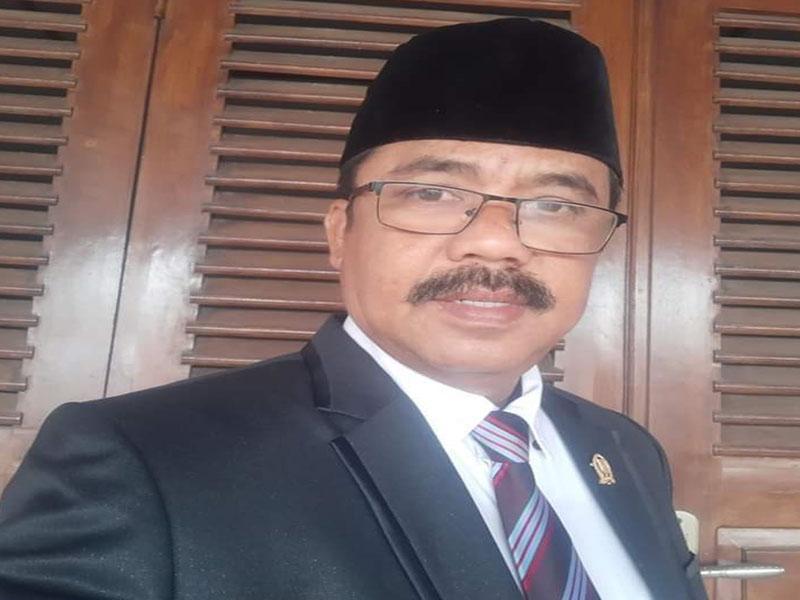 DPRD Basel Berduka, Wakil Pimpinan Samsul Bahri Tutup Usia