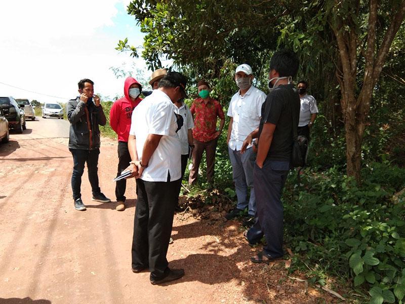 DPRD Bateng Minta Camat Pangkalanbaru Perhatikan Warga saat Pandemi Covid-19