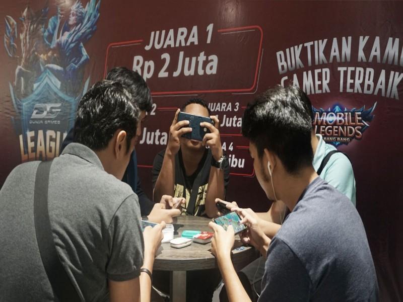 Dunia Games Telkomsel Gelar Penyisihan Liga eSport di Pangkalpinang, Total Hadiahnya Rp 3 Miliar