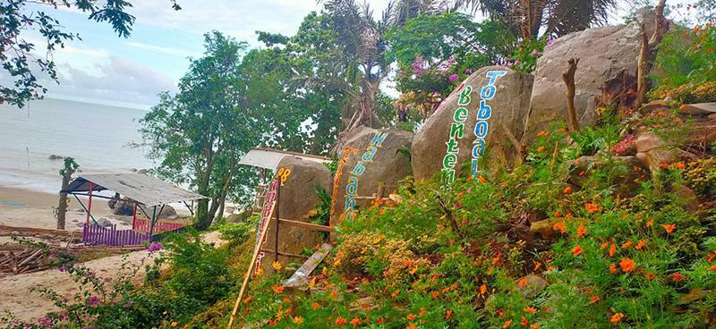 Ekawati Sayangkan Aksi Vandalisme di Kawasan Benteng Toboali