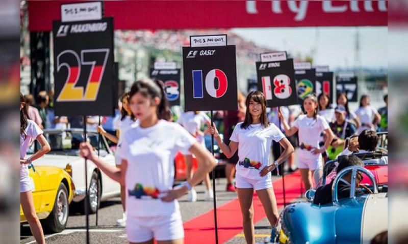 Formula 1 memperkenalkan 'grid kids' untuk menggantikan 'grid girls'yang dipecat oleh pimpinan motorsport.