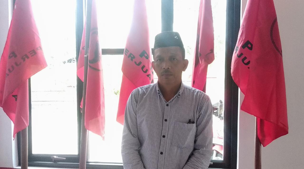 Fraksi PDI Perjuangan Kabupaten Bangka Tidak Setuju Mosi Tidak Percaya Untuk Sekda Bangka