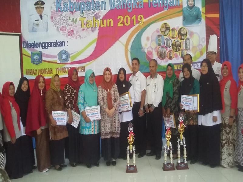Gelar Festival Pangan Lokal B2SA, Pemkab Bateng Ciptakan Pola Pangan Berkualitas