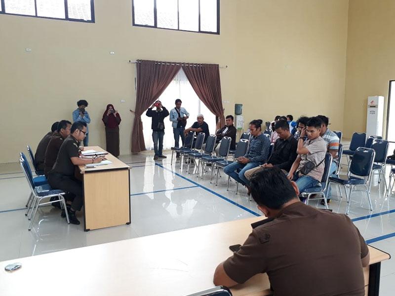 Gepaksi Tuntut Kejari Tak Ulur Kasus Korupsi Kepala DLH Bateng