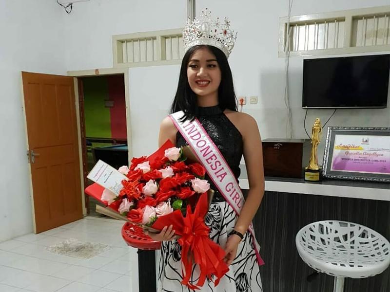 Grace Gelar Syukuran Juara Indonesia Girls 2018, Sate Jadi Menu Utama Santapan Malam