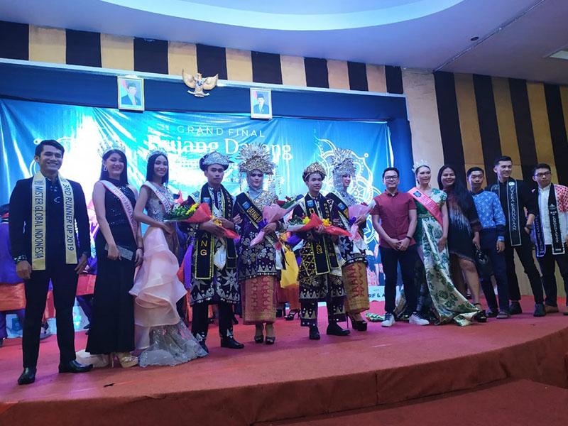 Grand Final Bujang Dayang Bateng 2019, Bupati Ingin Generasi Muda Jadi Promotor Pariwisata
