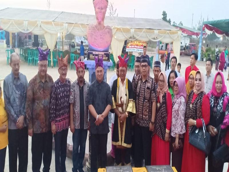 Gubernur Babel Resmikan Monumen Pahlawan Nasional Depati Amir