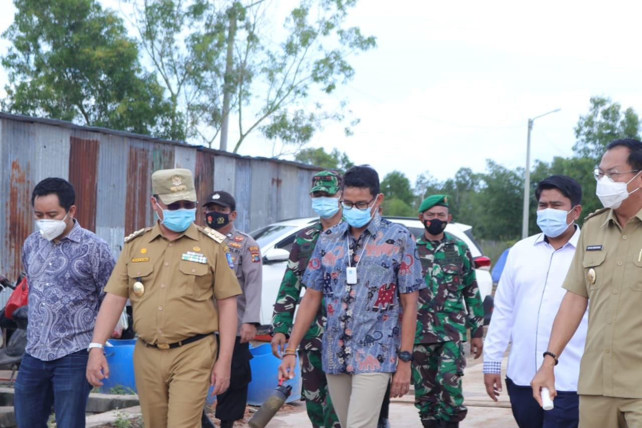 Gubernur Erzaldi Ingin Memasarkan Belitung ke Tingkat Dunia