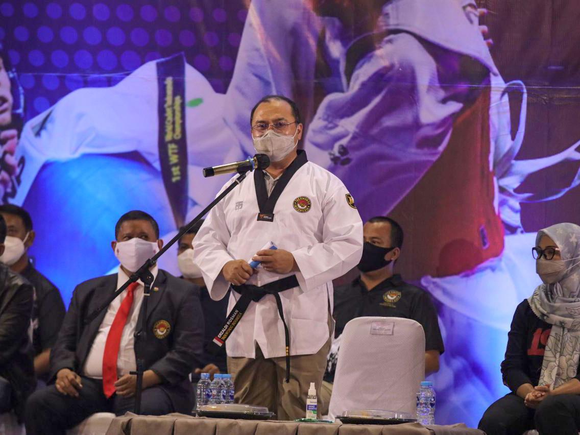 Gubernur Erzaldi: Jadilah Kesatria dan Junjung Tinggi Sportivitas