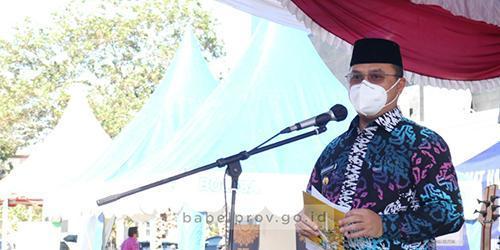 Gubernur Erzaldi : Kita Dorong Pegiat Koperasi sebagai Ujung Tombak Kekuatan Ekonomi
