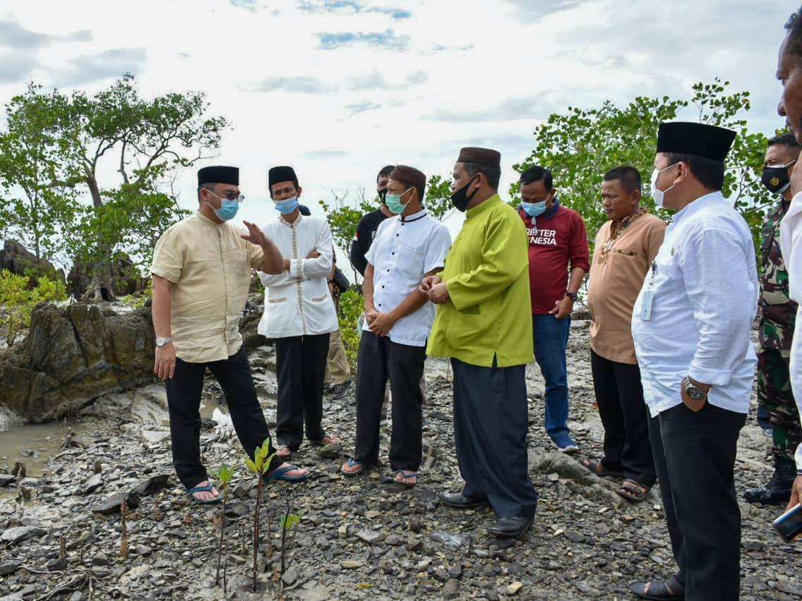 Gubernur Erzaldi Minta Masyarakat Kelola Hutan untuk Tingkatkan Kesejahteraan