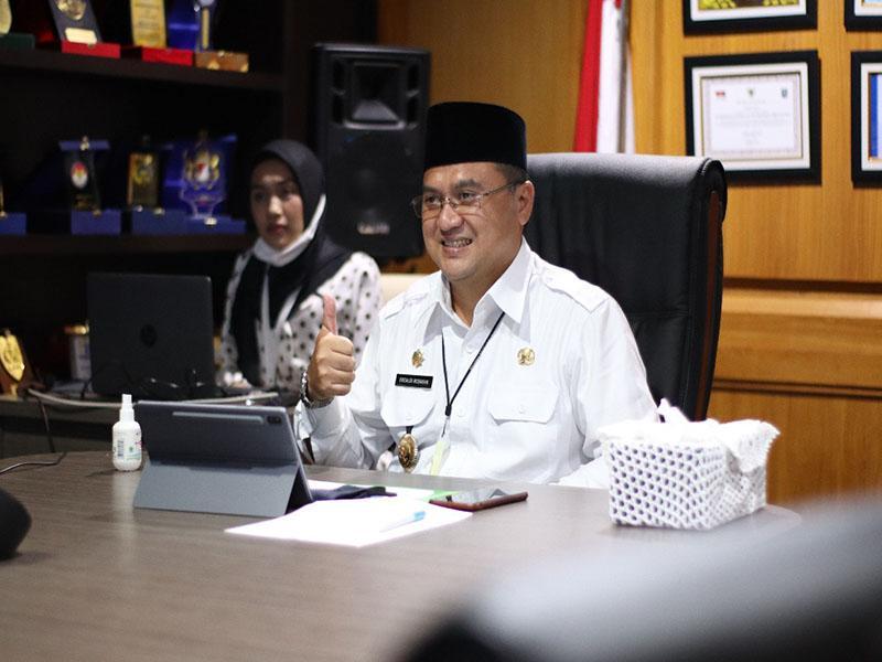 Gubernur Erzaldi Minta PHRI Babel Susun SOP Protokol Kesehatan Covid-19