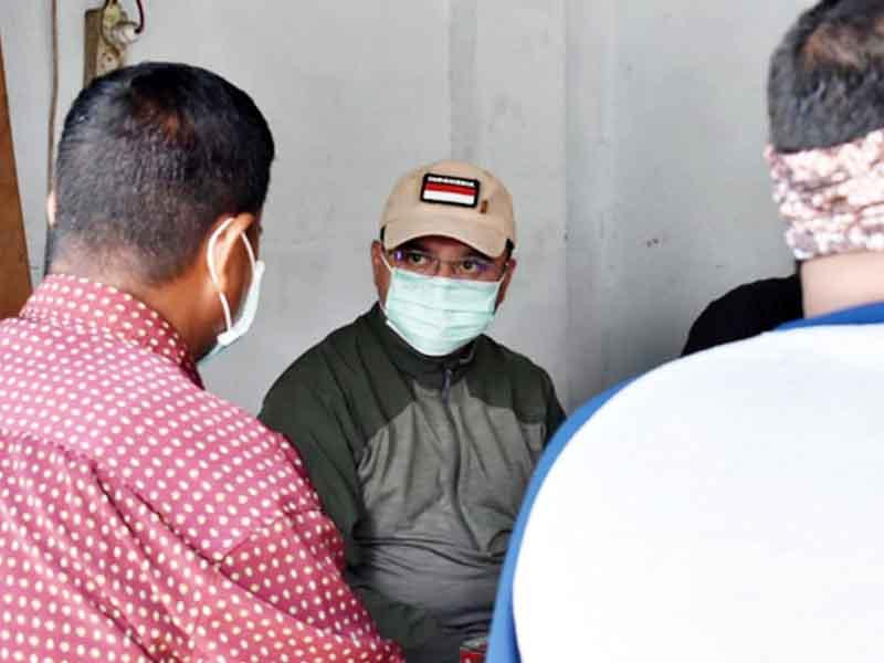 Gubernur Erzaldi Nikmati Minggu Pagi Sambil Ngopi Bersama Masyarakat Toboali
