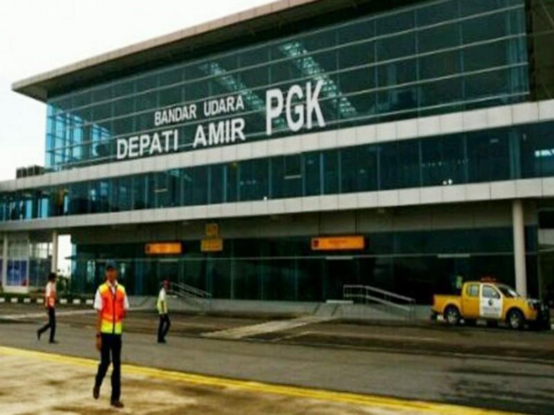 Gubernur Geram Ada Aktivitas Penambangan Dekat Bandara Depati Amir