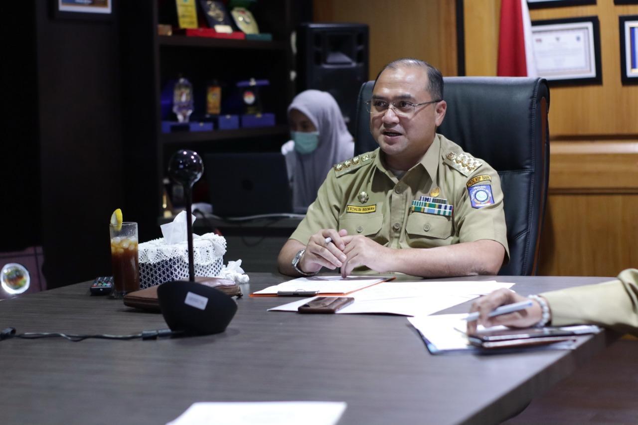 Gubernur Rapat Bersama Bank dan OJK, Bahas Target Penyaluran KUR 2020
