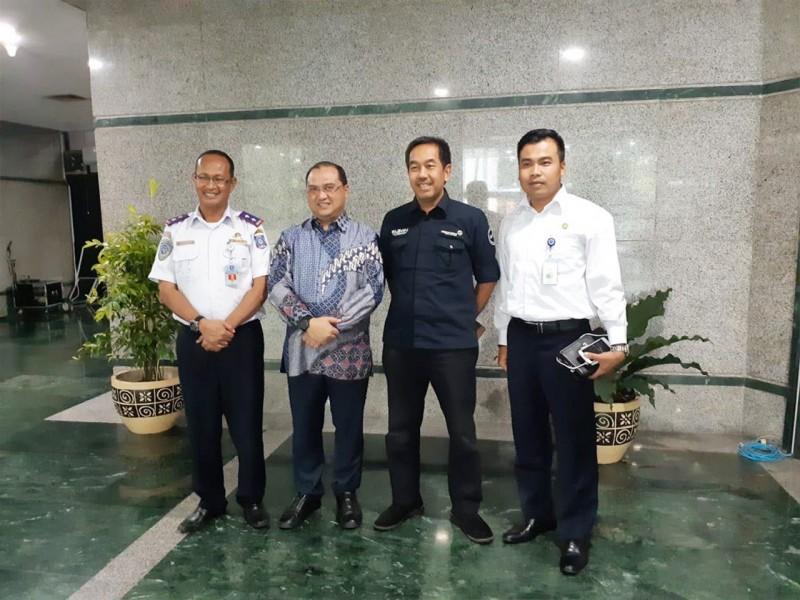 Gubernur Sampaikan Pendangkalan Pelabuhan Pangkalbalam ke Ditjen Perhubungan Laut