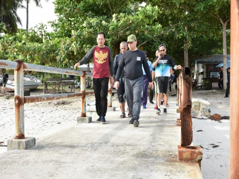 Gubernur Babel Hibahkan Lahan Dermaga Tanjung Kelayang, Dukung Pariwisata Belitung Makin Meningkat