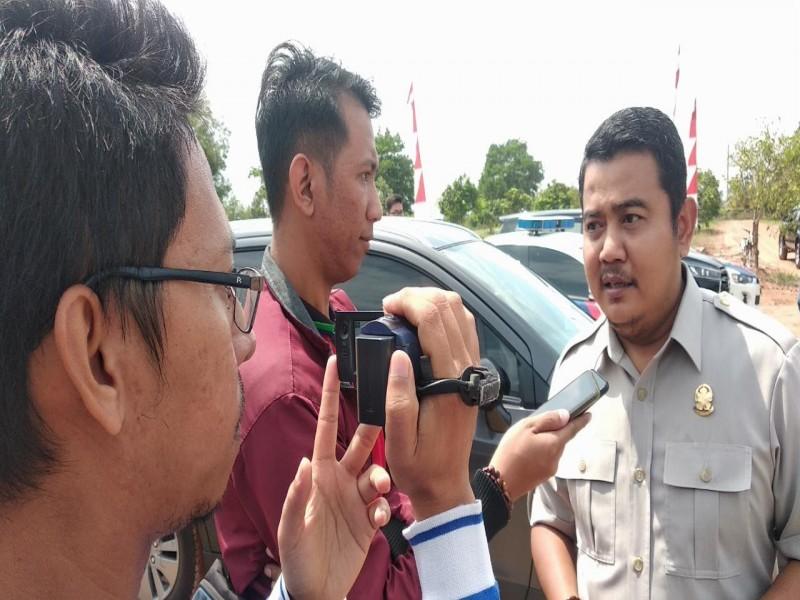 Hadiri Peresmian Kampoeng Reklamasi oleh PT. Timah, Mendra Kurniawan Tegaskan DPRD Akan Terus Kawal Proses Reklamasi