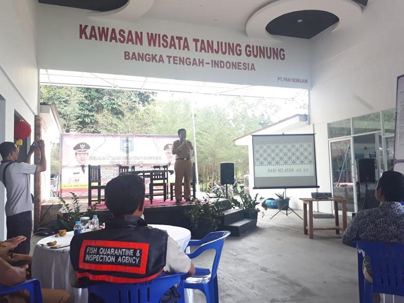 Hari Nelayan Nasional, Nelayan Tanjung Gunung Pertanyakan Aktivitas Tambang Laut