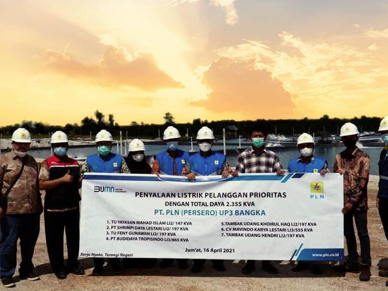 Hingga Agustus 2021 PLN Babel Sambung 102 Pelanggan Premium
