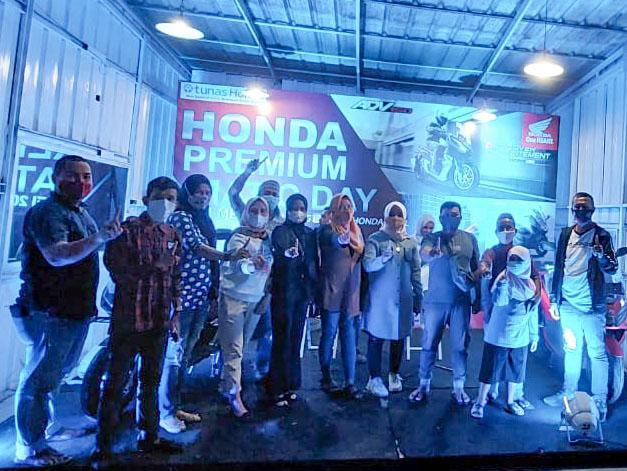 Honda Premium Matic Day 2021 Berlangsung Meriah