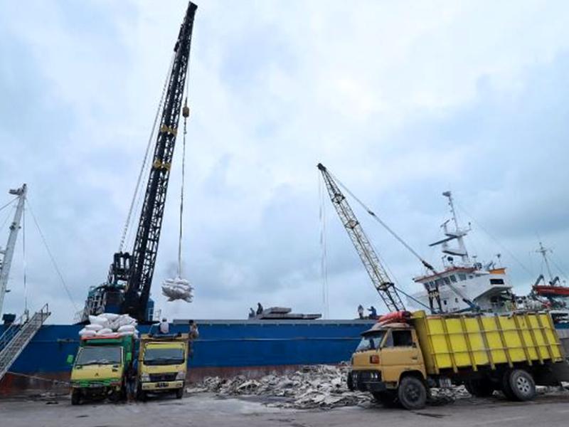 Inilah Awal Rencana Pengembangan Pelabuhan Pangkalbalam yang Digagas Gubernur Erzaldi
