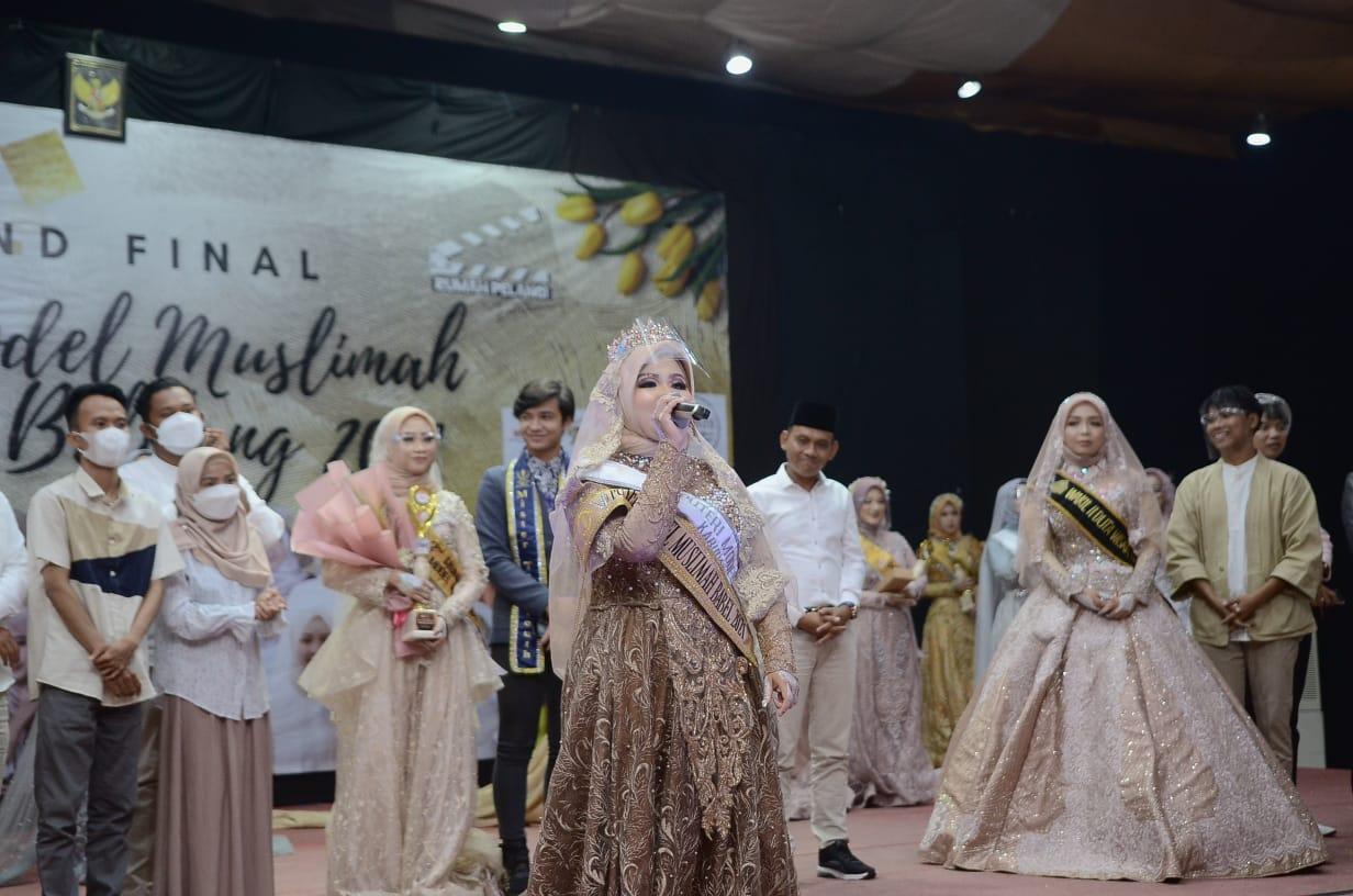Inilah Putri Muslimah Babel 2021