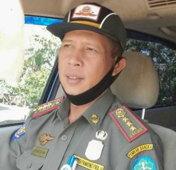 Iqbal Rahman, Pegawai Satpol PP Bangka Korban Meninggal di Pantai Tikus